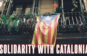 Solidarity With Catalonia - Thomas Pringle TD