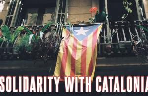 Solidarity With Catalonia - Thomas Pringle TD