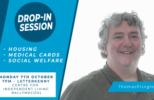 Thomas Pringle TD - Drop In Session - Letterkenny