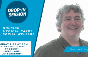 Thomas Pringle TD - Drop In Session 21st October 2019 - Letterkenny