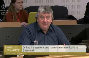 Thomas Pringle TD - Are Facebook, Twitter & Google Doing Enough To Tackle Online Abuse?