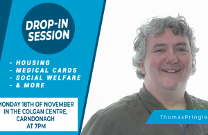 Thomas Pringle - Carndonagh Drop In Session - Monday 18th Nov