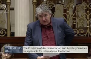 Thomas Pringle TD - Direct Provision And Tackling Hate