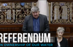 Thomas Pringle TD - Water In Public Ownership Referendum - Delay, Delay, Delay
