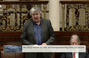 Thomas Pringle TD - Supports For Small Businesses