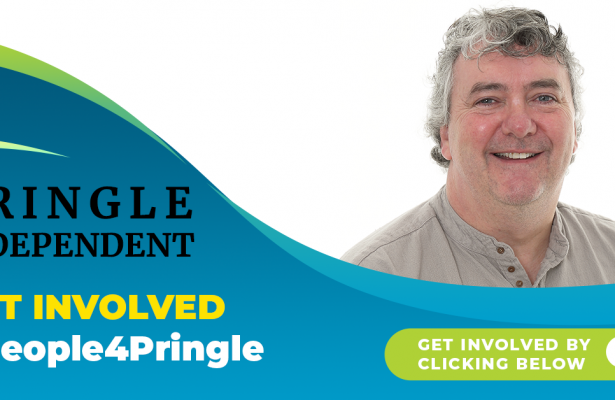 Thomas Pringle TD - Donegal Election 2020 - Vote Pringle No.1