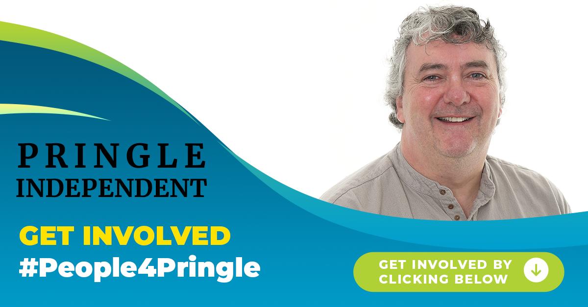 Thomas Pringle TD - Donegal Election 2020 - Vote Pringle No.1