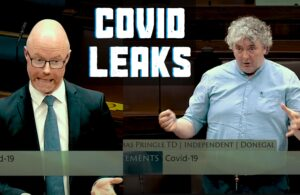 Thomas Pringle TD - Covid Leaks