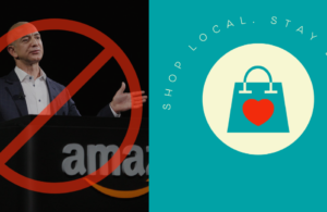 Pringle Urges Public To Support Local Shops And Jobs By Shopping Local