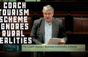 Pringle Says Coach Tourism Scheme Ignores Rural Realities