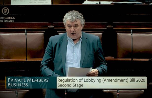 """ Power and the money, money and the power "" - Regulation of Lobbying Bill"