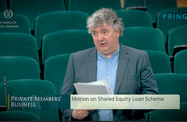 Pringle: Government shared equity scheme will drive up house prices
