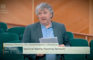 Pringle slams Government for rushing marine planning framework through Oireachtas