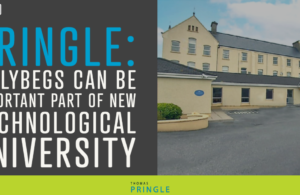 Pringle: Killybegs can be important part of new technological university