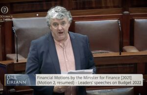 Pringle: Favouring the private sector 'seems to be the theme of Government policy'
