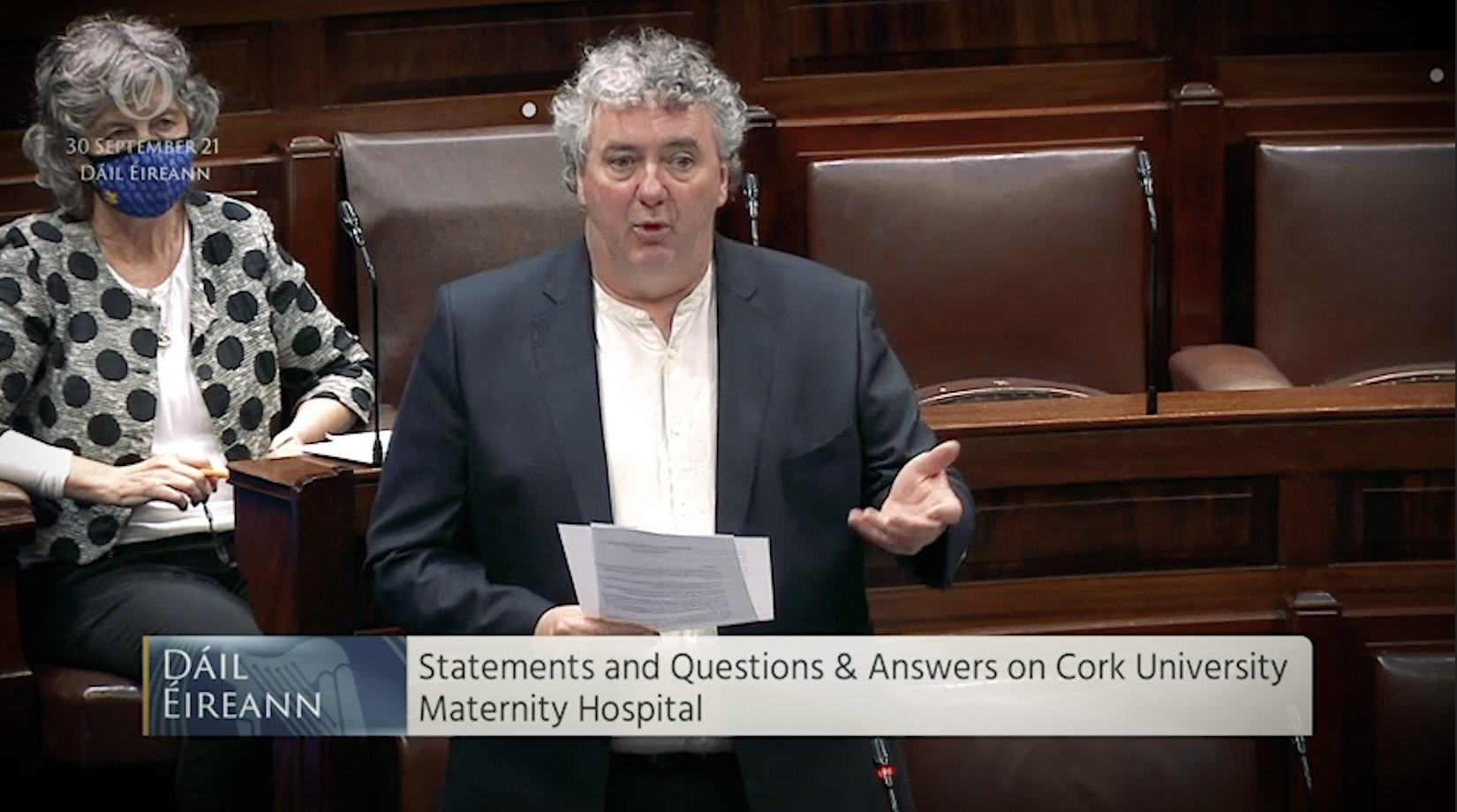 Pringle: Hospitals need to reassure bereaved parents