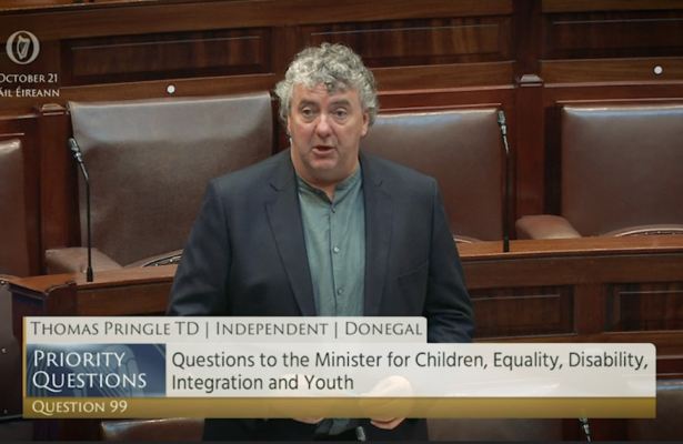 Pringle: Government must ensure full participation in all aspects of political and social life for people with disabilities