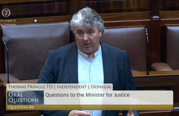 Pringle: Government must ensure Donegal receives fair deployment of gardaí