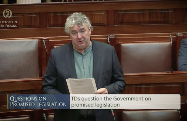 Pringle presses Government to provide adequate respite care in Donegal